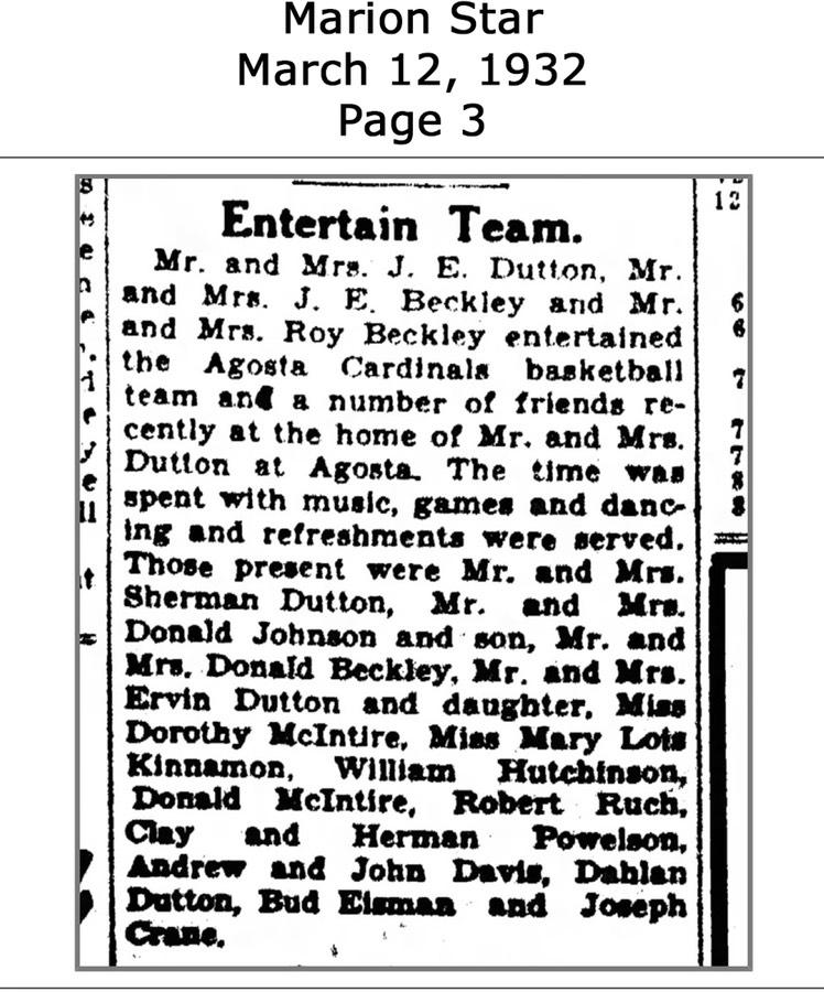Marion Star 3.12.1932 ...